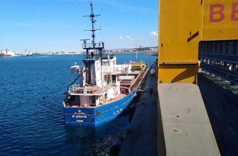 Reprise de l'exportation de ciment en vrac par voie maritime